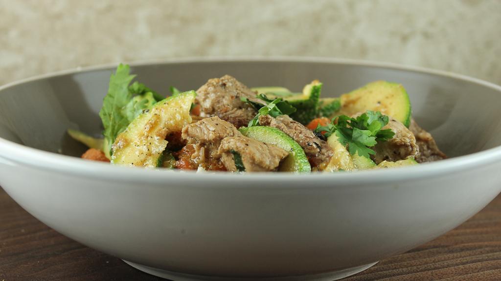 Lamb Veggie Stew