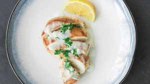 pan-seared-chicken-with-cauliflower-cream-sauce