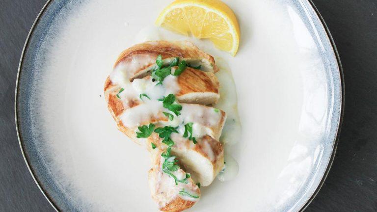 pan-seared-chicken-with-cauliflower-cream-sauce