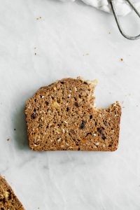 Carrot Cake Banana Bread 5